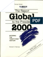 Global 2000 report to the president