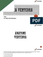 FRAKTUR VERTEBRA