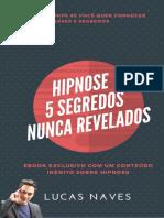 Hipnose - 5 segredos nunca Revelados.pdf
