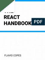 React Handbook