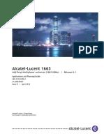 Add Drop Multiplexer-universal (1663 ADMu)