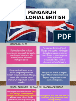 Tutorial 1 - Pengaruh Kolonial British