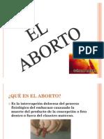 sindrome aborto
