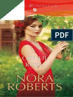 Nora Roberts Crinul ROSU
