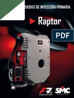 Catalog Raptor Español