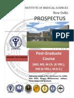 Final PG Prospectus January 2019