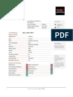 Rac Inspection Report