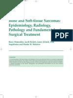 Bone and Soft Tissue Sarcoma Sugarbaker