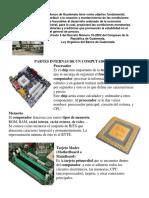Objetivo Fundamental Banco de Gautemala