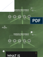 TENDENCIAS 2019 DE ENERGÍAS RENOVABLES/ PROYTECSAS