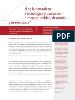 Acosta, Alberto y Martínez, Esperanza (2016) - BIOPIRATERÍA _ La Biodiversidad y Los Conocimientos Ancestrales en La Mira Del Capital