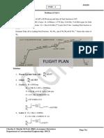 Flight vehicle Design