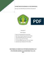 Makalah Hukum Rekam Medis Di Indonesia