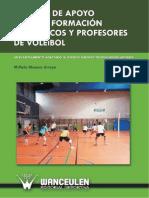 Manual de Apoyo Para La Formación de Técnicos y Profesores