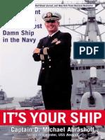 Michael Abrashoff - It's Your Ship