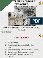 Condiciones Geomecanicas de La Roca (1)