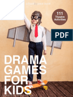 Drama Games for Kids eBook 2016