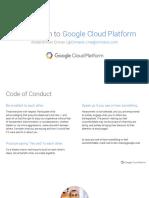 [Omran] Introduction to Google Cloud Platform