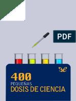 400 Pequenas Dosis de Ciencia - AA. VV