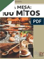 À Mesa - 100 Mitos