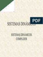 Sistemas Dinámicos Complejos