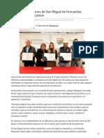 16-01-2019 - Recibirán ciudadanos de San Miguel de Horcasitas capacitación de Icatson - Canalsonora.com