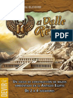 Valle de Los Reyes Reglas