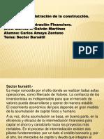 Sector Bursatil