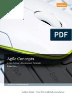 Agile Concepts