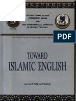 Toward Islamic English