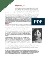 Maria Enriqueta Camarillo