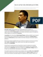 23-01-2019 - En Sonora Industrias No Se Han Visto Afectados Por La Falta de Combustible -Tribuna.com.Mx