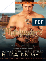 The Highlander's Sin (The Stole - Eliza Knight.epub