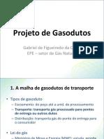 Projeto de Gasodutos