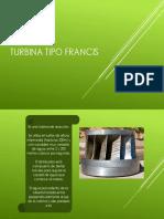 Turbina Tipo Francis