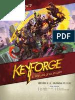 [KF] Regolamento