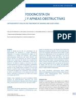 Rol Del Ortodoncista En