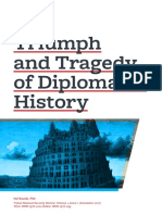 The triumph and the tragedy of diplomatic history.pdf