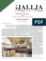 "Gazeta ""Ngjallja"" Janar 2019"