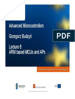 Advanced Microcontrollers Grzegorz Budzyń Lecture 8_ ARM based MCUs and APs ( PDFDrive.com ).pdf