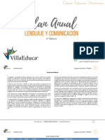 Planificacion Anual - LENGUAJE Y COMUNICACION - 4Basico.docx