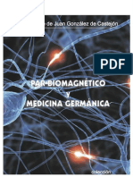 Par biomagnetico. Medicina germanica.