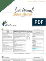 Planificacion Anual - LENGUA Y LITERATURA - 8Basico.docx