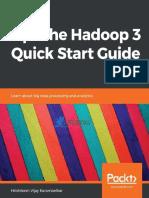[Smtebooks.eu] Apache Hadoop 3 Quick Start Guide 1st Edition