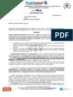 Obiectii Intructiuni GDPR ANP MANIFEST