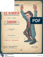 El Barrio de Los Judios (Vacarezza)
