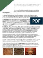 Qué Es La Cultura Prehispánica