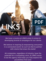 LINKS WorldGroup Capabilities 2019