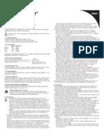 Dispersalloy - Istruzioni per l'uso