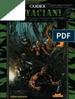 [Manuali - ITA] - Warhammer 40k ITA - Codex Cataciani